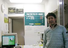 中台ゴルフセンター 支配人 高野様